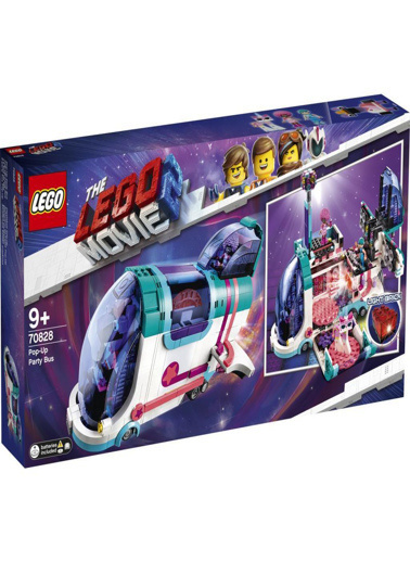 Lego Lego Movie 2 Popup Party Bus 70828 Renkli